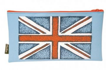 "PENCIL CASE ""RULE BRITANNIA"" by Helix"